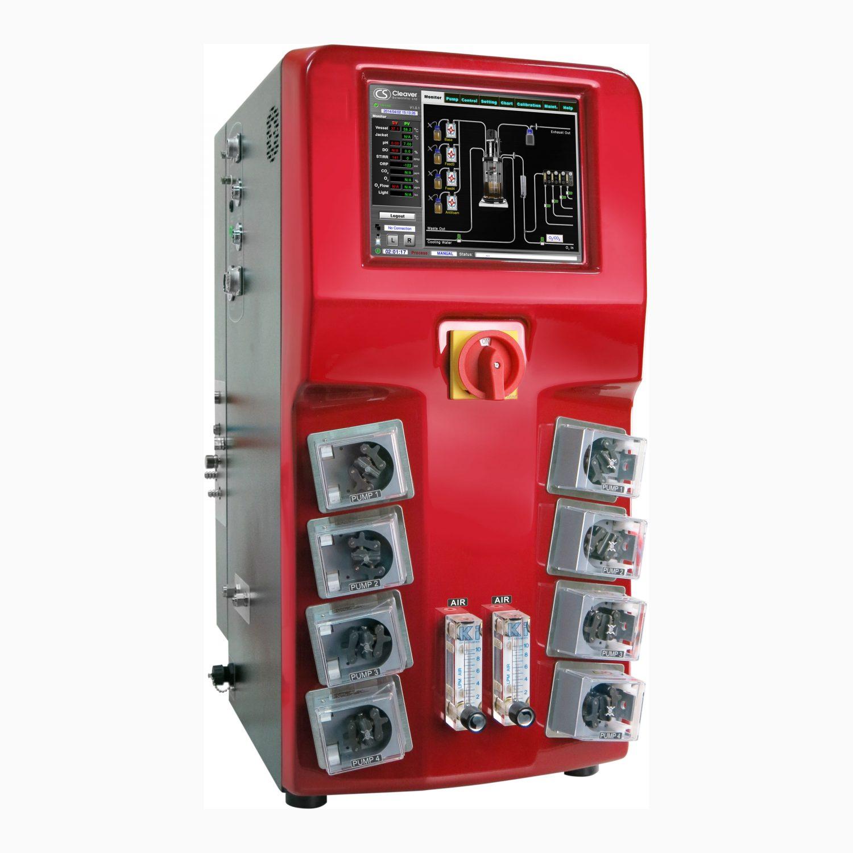 Proset Parallel Fermentation System Cleaver Scientific 3 Slot Payphone Wiring Diagram
