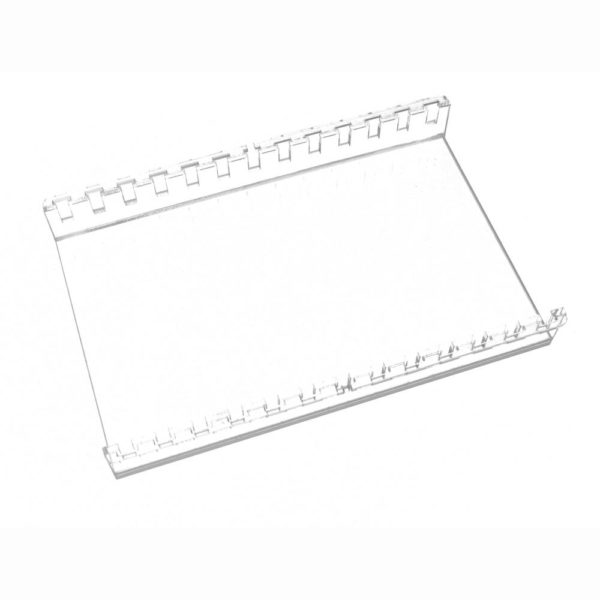 multiSUB ChoiceST – 15 x 25cm Gel tray (FITS ONLY STRETCH SYSTEM)