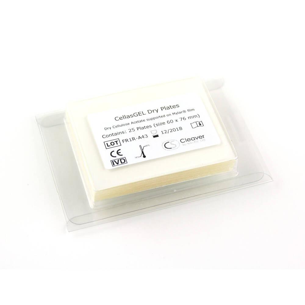 Dry Cellulose Acetate Membranes