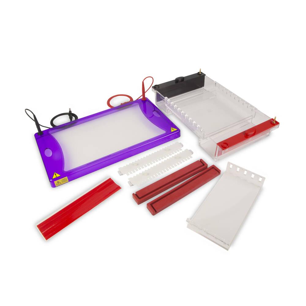 multiSUB Maxi, Maxi Horizontal Electrophoresis System