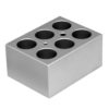 CUBE Dry Bath Block well size 25 mm