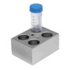 CUBE Dry Bath Block for 50 ml centrifuge tube