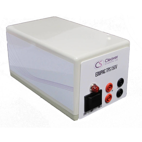 75/150V Power Supply for Teaching Electrophoresis Tanks