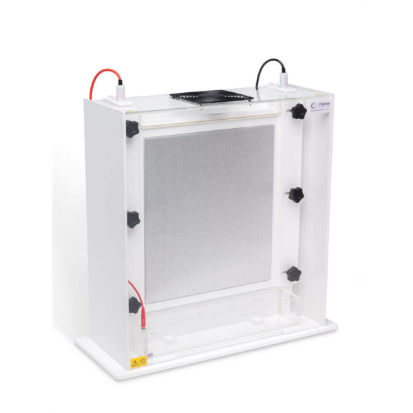 DNA Sequencing unit, 33cm wide – DNA Sequencing unit, 33cm wide, standard glass plates