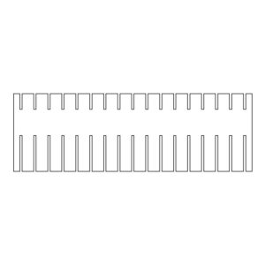 Combs for the omniPAGE Maxi