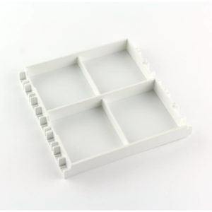 Cube Dry Bath Block For 05 Ml Tube Cleaver Scientific