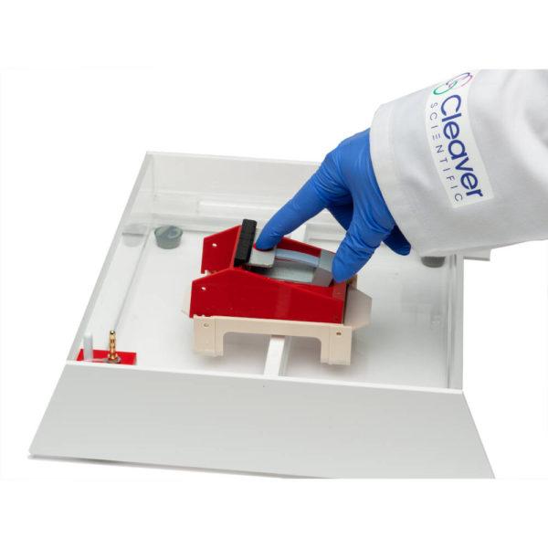 Horizontal Unit for Cellulose Acetate Electrophoresis