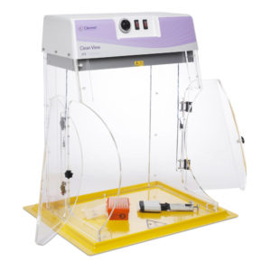 UV Sterilisation Cabinet for PCR Preperation