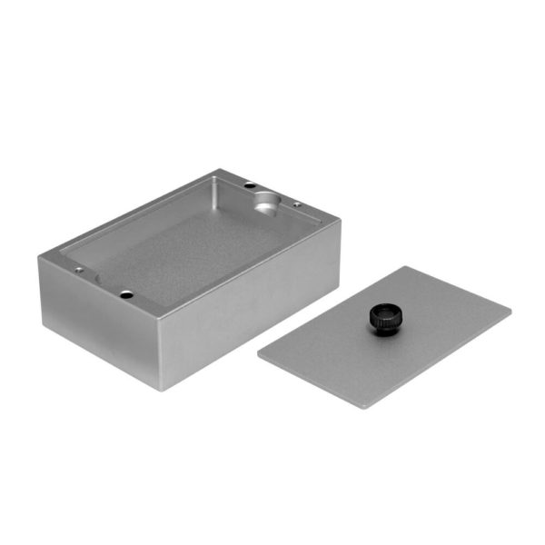 CUBE Dry Bath Block for Microplate for Dual Block Unit Only