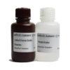LumiPRO ECL substrate kit: 50ml Luminol/enhancer solution; 50ml Peroxide solution