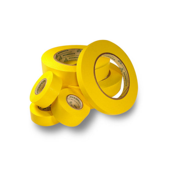 Yellow Identitape in various sizes