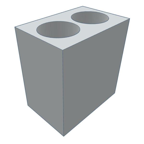 microBLOCK Block for 2 x 50ml tubes