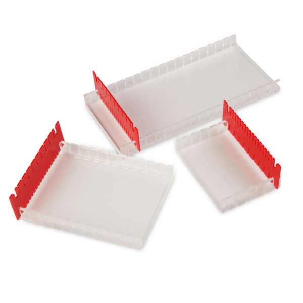 multiSUB-4 gel tray, 8 x 12 cm