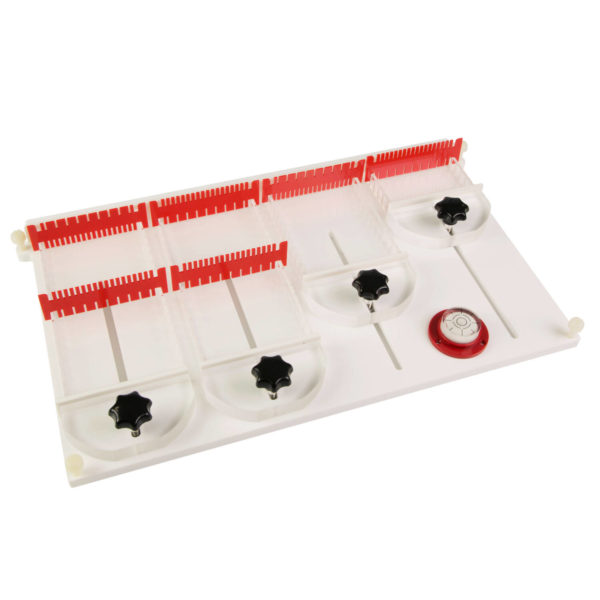 multiSUB-4 gel caster for 4 gels