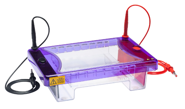 Mini agarose gel kit