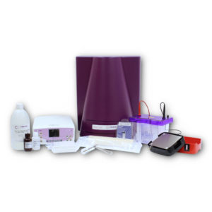 Complete Western Blotting workflow solution with chemiLITE