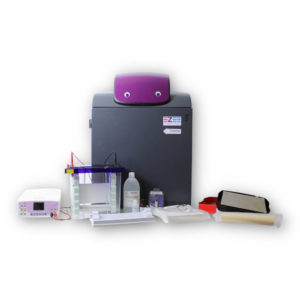 Complete Maxi Blotting workflow solution with chemiPRO